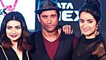 Farhan Akhtar & Shraddha Kapoor Spill The Beans on 'Rock On 2'