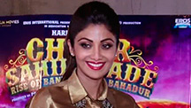 Shilpa Shetty Goes To 'WAR' with the Chaar Sahibzaade VR Game