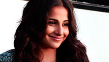 Vidya Balan Talks About Being a 'Wanted Criminal'