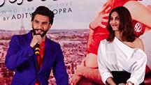 Ranveer Singh talks about 'Kissing'