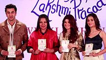 Bollywood Celebs stun at Twinkle Khanna's book launch