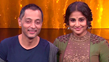 Vidya Balan and Sujoy Ghosh let Their Hair Down