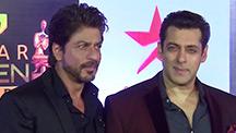 Shahrukh Khan & Salman Khan Talk About Working Together Again