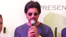 Arjun Kapoor & SRK get together for a Muhurat