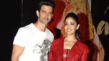 Hrithik Roshan Talks About His Emotional Journey
