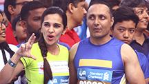 B-Town Celebs Grace 'Mumbai Marathon'