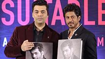 Shah Rukh Khan Calls Karan Johar a 'Good Boy'