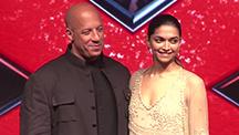 Vin Diesel Wears a 'Lungi' for Deepika Padukone
