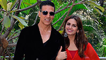 Akshay Kumar Talks About His 'Character'