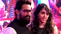 Aamir Khan Hosts B-Town at his Success Bash
