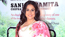 Vidya Balan Reveals Her Upcoming 'Films'