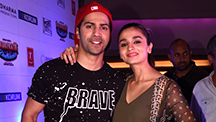 Alia Bhatt & Varun Dhawan Strut Their Stuff!