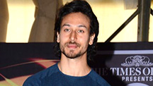 Tiger Shroff Talks About Father 'Jackie Shroff'