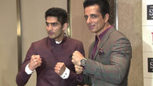 Sonu Sood talks about 'Boxing' with Vijender Singh