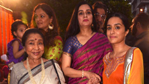Shraddha Kapoor & Family Come Together For A Special Event