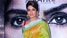 Raveena Tandon Makes Her 'Comeback'