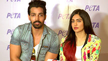 Harshvardhan Rane & Adah Sharma talk 'Smart Fashion'