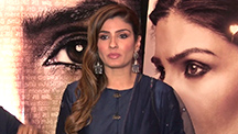 Raveena Talks About 'Times of Change'
