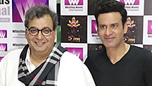 Manoj Bajpayee Thanks Subhash Ghai for the 'Opportunity'