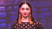 Tamannaah Scorches The Ramp