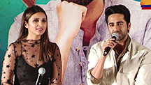 Parineeti Chopra & Ayushmann Khurrana Reveal Their 'Crush'