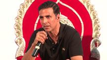 Akshay Kumar talks about his 'humble beginnings'