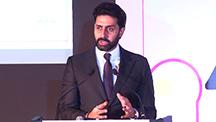 Abhishek Bachchan Talks About a 'bright future'