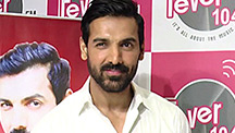 John Abraham on producing a 'Marathi' film.