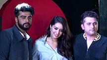 Shraddha Kapoor & Arjun Kapoor describe 'Relationships'