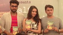 Shraddha Kapoor & Arjun Kapoor get 'Chatty'