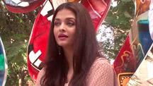Aishwarya Rai talks about 'Art'