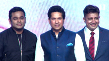 A.R Rahman talks about 'Sachin's Anthem'