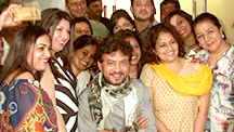 Irrfan Khan hosts a 'special screening' for school teachers
