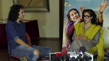 Imtiaz Ali chats up with Manisha Koirala