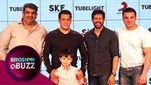 Salman Khan introduces his Child co-star