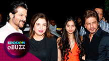SRK dazzles with daughter 'Suhana Khan'