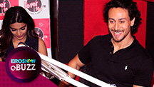 Team  Munna Michael  get candid at a radio station