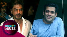 SRK & Salman Khan greet fans