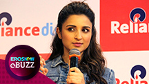 Parineeti Chopra reveals her  Big Weakness  | E Buzz