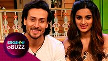 Tiger & Nidhi dance on Kapil Sharma show