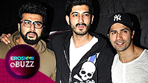 Arjun Kapoor supports his cousin