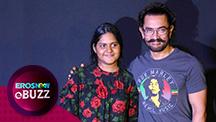 Aamir Khan introduces Meghna
