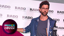 Hrithik Roshan on playing a sport called love