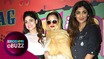 B-Town celebs grace Shamita Shetty's web series screening