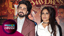 Shubh Mangal Saavdhan success party
