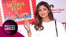 Shilpa Shetty dazzles at The Mumbai Fest