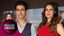 Zarine Khan & Gautam Rode sass it up