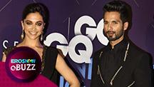 Deepika Padukone & Shahid Kapoor scorch the ramp