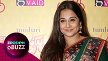 Vidya Balan on her love for sarees
