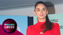 Aditi Rao Hydari loves watches